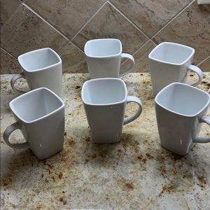 Food Network 8 oz coffee cups